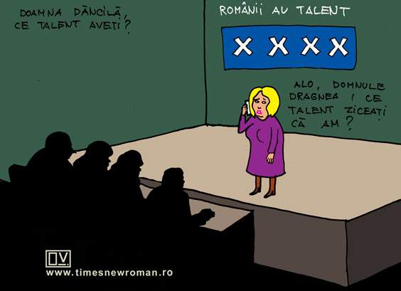 Talentul lui Dăncilă
