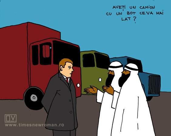 Târgul de camioane