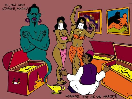 Teama lui Aladin