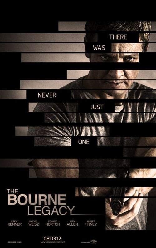 The Bourne Legacy – Pentru un pumn de pastile…