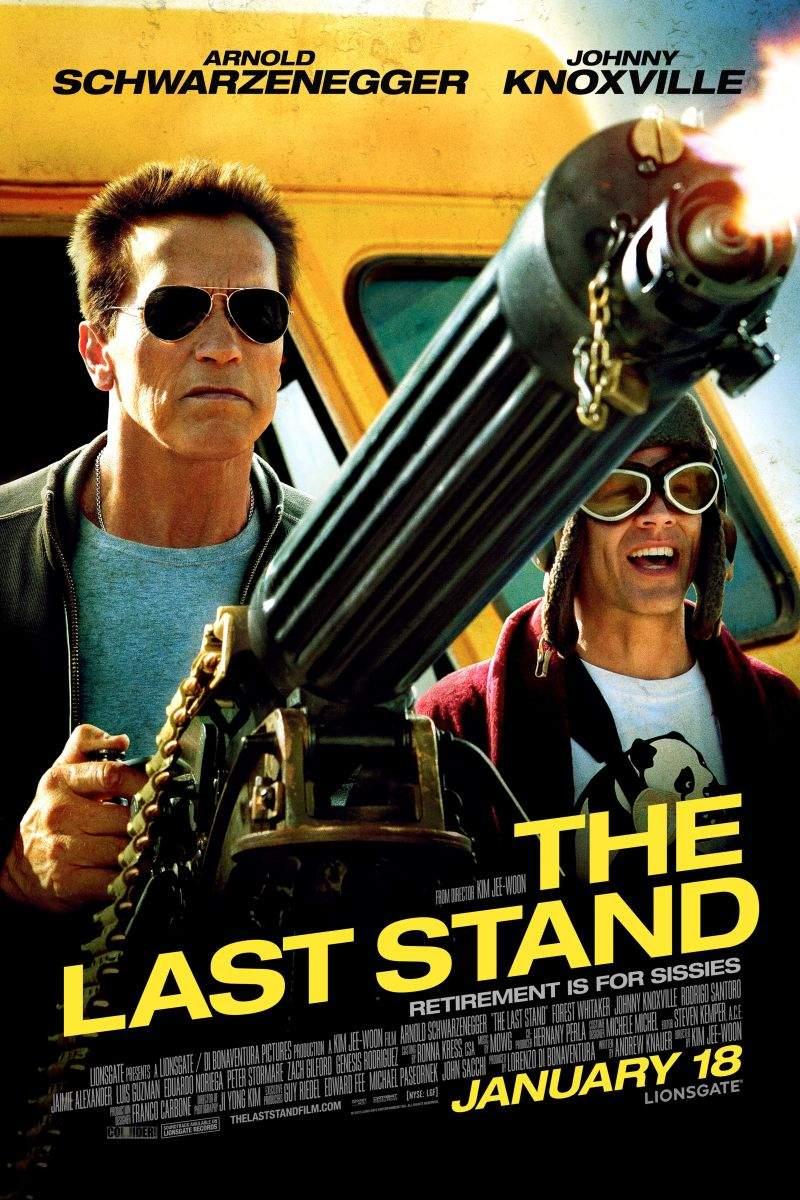 The Last Stand – Dacă nu vine Arnie la acţiune, vine acţiunea la Arnie!