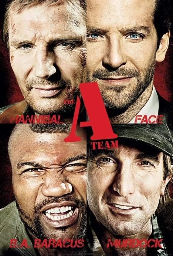 The A-Team: O echipă de divizia A, într-un film de divizia C