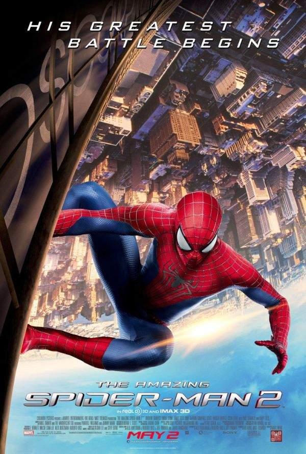 The Amazing Spider-Man 2 – Cât o să mai picăm în plasă?