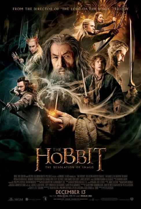 The Hobbit: The Desolation of Smaug – Cel mai sexy de până acum!
