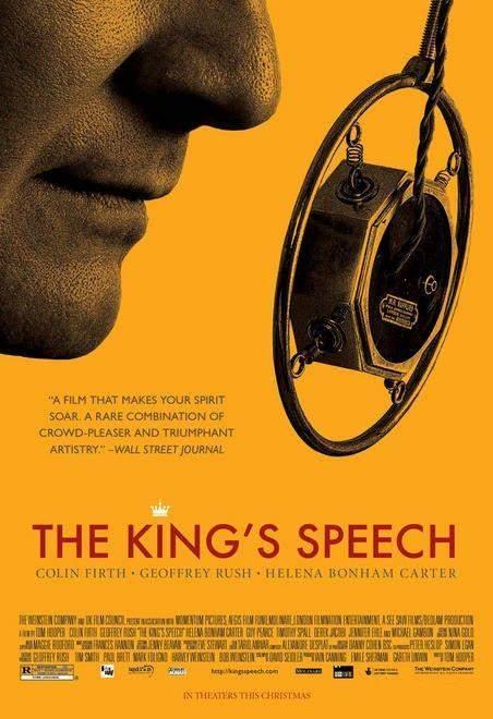 The King's Speech – Tăcerea e de aur, dar bâlba e beton!