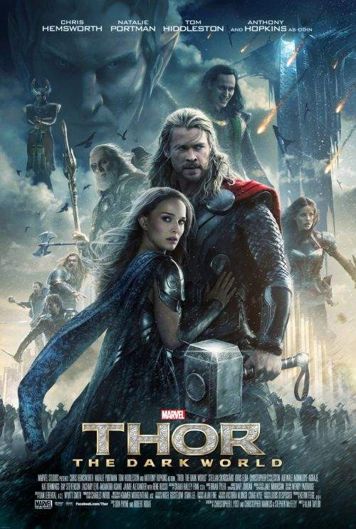 Thor: The Dark World – Iaca și Asgardu', da' unde-i leopardu