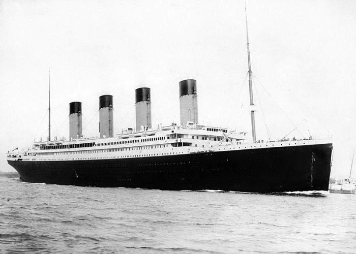 Titanicul, rechemat în service, pentru posibile probleme la sistemul de impact cu un iceberg