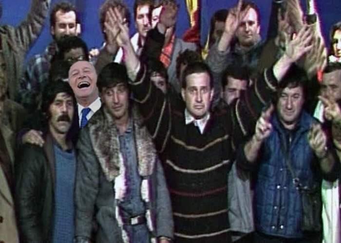 Foto document! Ce făceau Băsescu, Monica Tatoiu şi Botezatu la Revoluţia din '89!