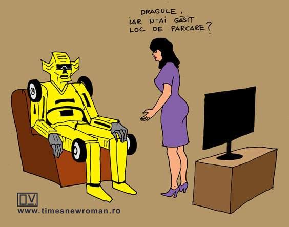 Transformers de România