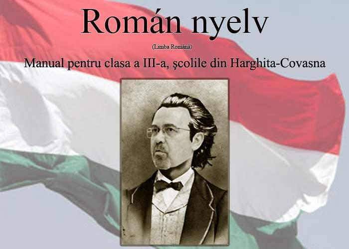 UDMR cere ca în şcolile din Harghita-Covasna limba română să se studieze doar în maghiară