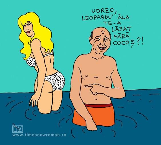 Udrea la mare