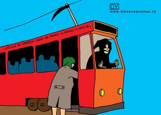 Ultimul tramvai