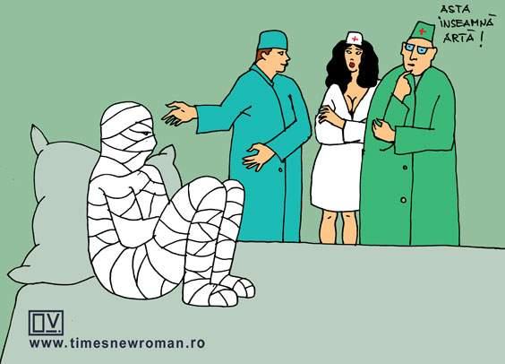 Un pacient de milioane