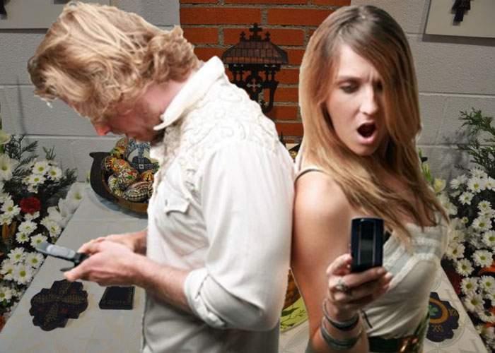 Un român nerecunoscător susţine că nu toate SMS-urile primite de Paşti au fost sincere!