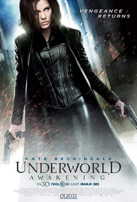 Underworld: Awakening – Să vă trezesc când se termină?