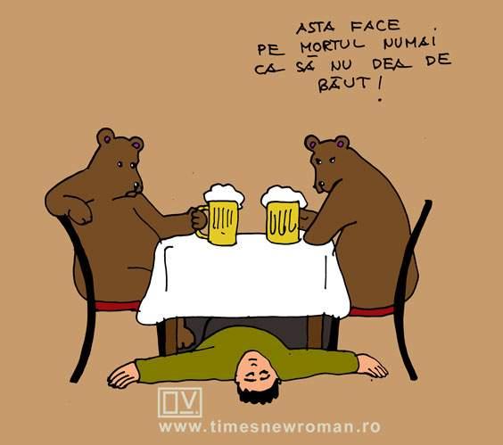 Urșii dezamăgiți