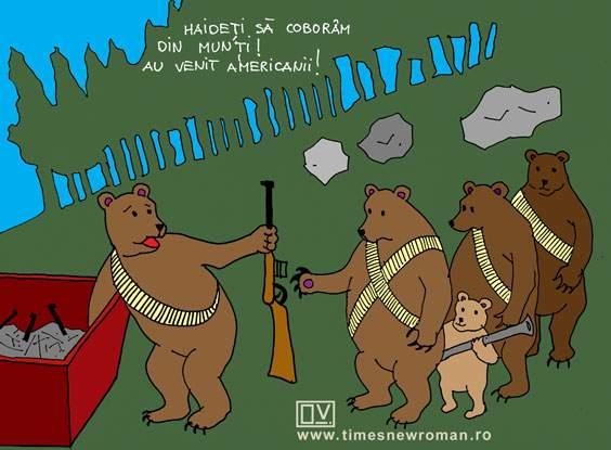 Urşii partizani
