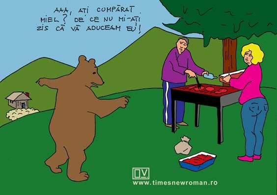 Ursul binevoitor