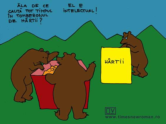 Ursul intelectual