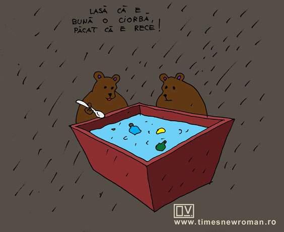 Ursuleţii gurmanzi