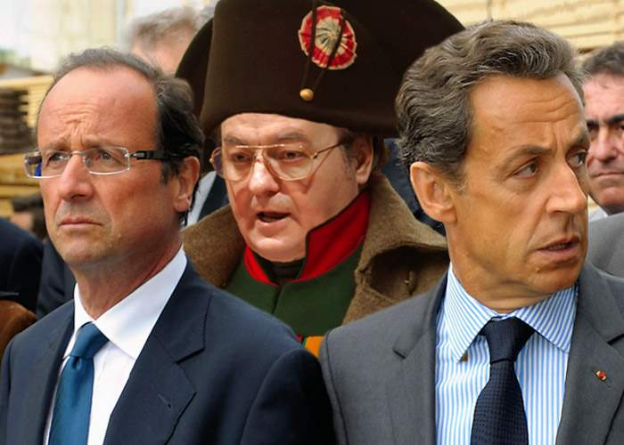Vadim: Alegerile din Franţa au fost fraudate, PRM avea de fapt 75% din voturi!