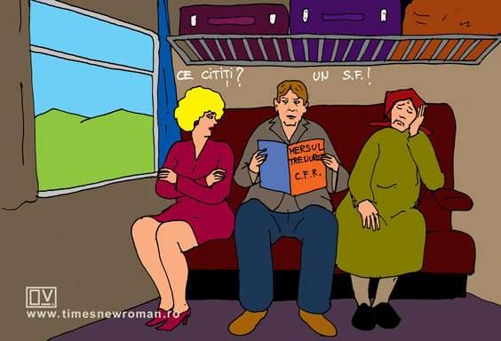 Vagonul de lectură