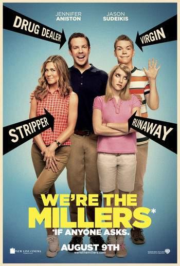 We're the Millers – Vă credem pe cuvânt. Da' unde-i comedia?