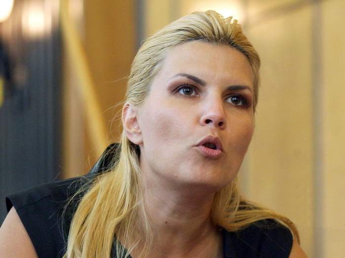 Lovitură după lovitură! Elena Udrea va fi judecată de o femeie