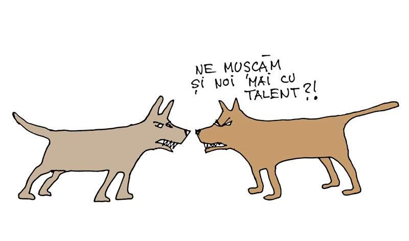 Zicală canină