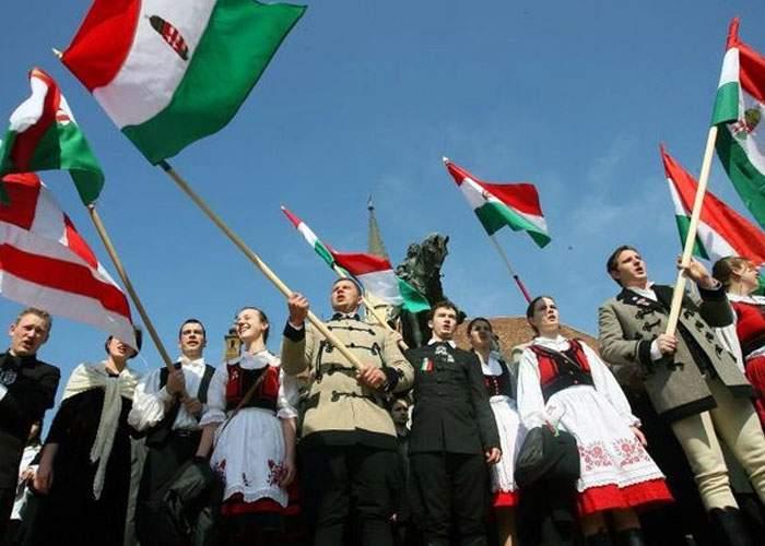Ziua Maghiarilor, sărbătorită în lume prin revendicări de teritorii care ar fi fost ungureşti