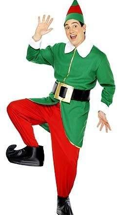 Cutremurătoarea poveste a elfilor lui Moş Crăciun