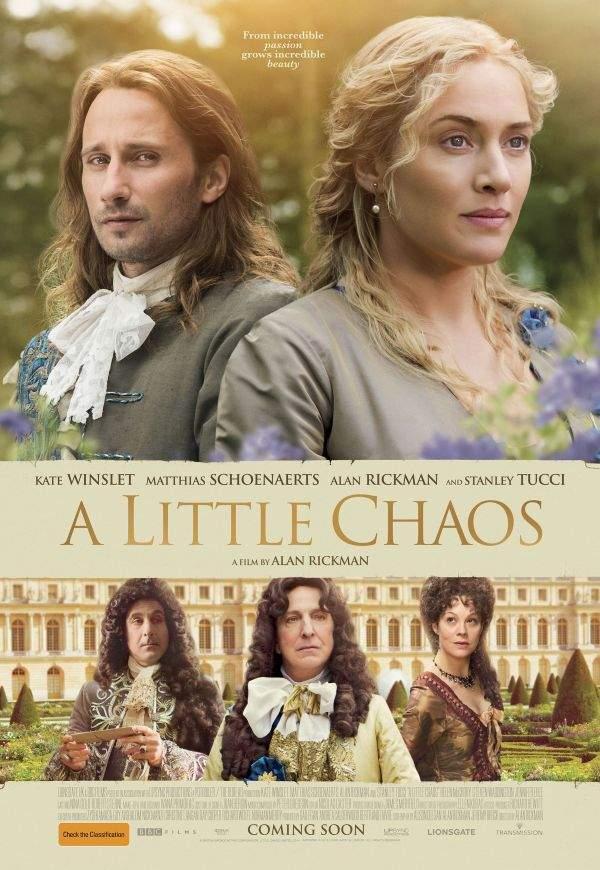 A Little Chaos –Pierduți în peisaj
