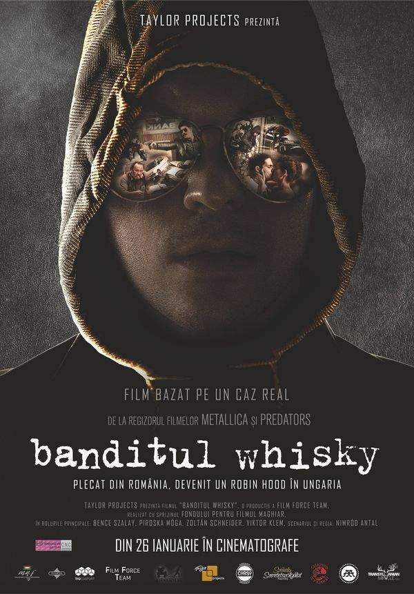 A Viszkis (Banditul Whisky) – Nu toți ungurii vor Ardealul, unii preferă să fure banii băncilor
