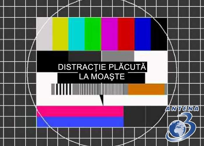 """Antena 3 nu mai emite până pe 15 octombrie: """"Toţi telespectatorii noştri sunt la moaşte"""""""