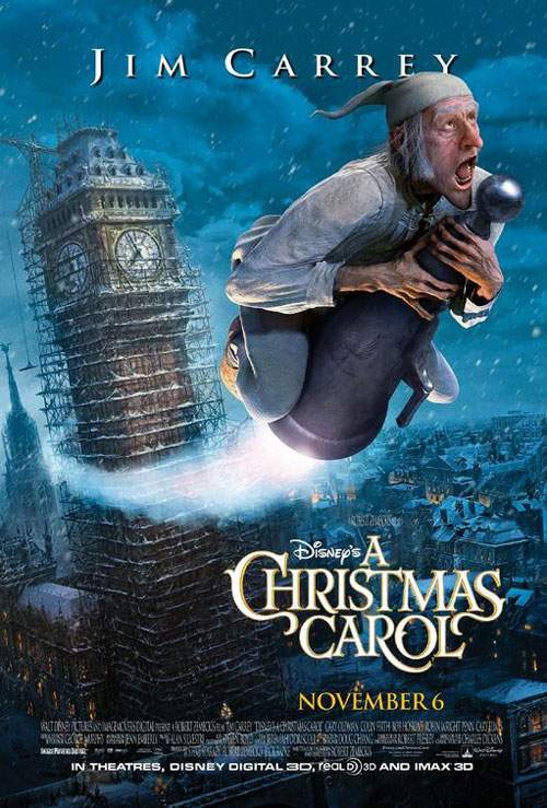A Christmas Carol – primiţi cu bântuitul?