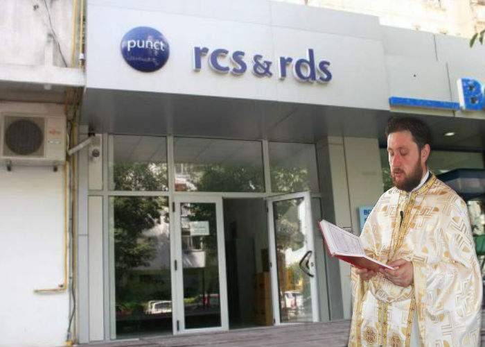 Cercetătorii britanici: angajaţii RDS-RCS, cei mai predispuşi la blesteme şi acatiste