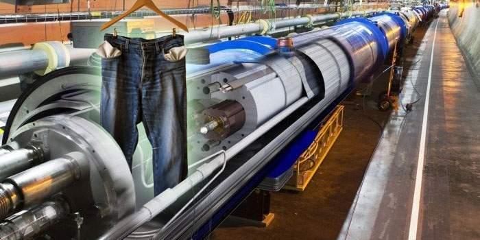 Lucrări întrerupte la CERN după ce fizicianul român și-a uscat blugii în acceleratorul de particule
