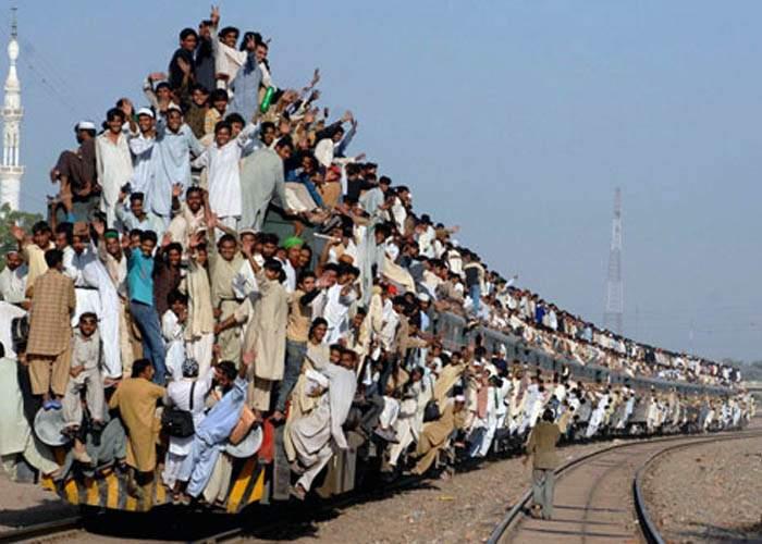 Accident de tren în India: peste două milioane de morţi