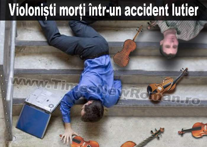 Patru violonişti au murit într-un accident lutier
