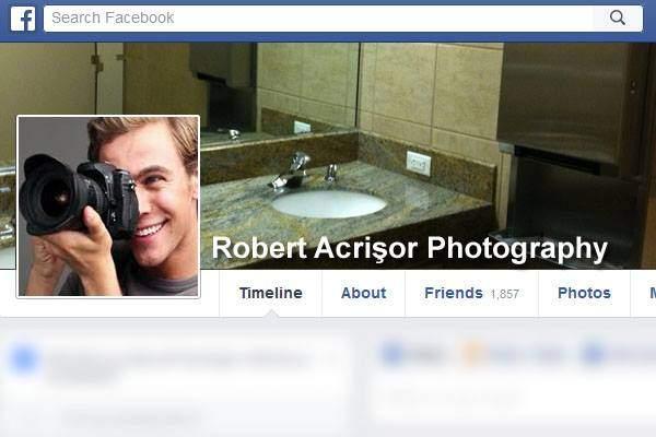 În sfârşit! Facebook detectează pozele făcute cu telefonul şi şterge automat Photography din numele utilizatorului