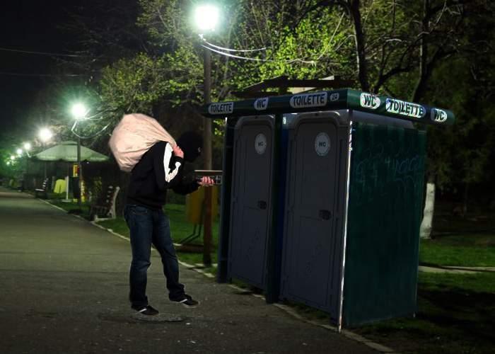 Adepţii MISA au jefuit mai multe toalete ecologice