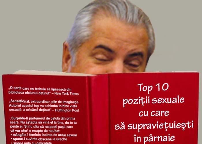 """10 capitole sugestive din """"lucrările ştiinţifice"""" publicate de Adrian Năstase în puşcărie"""