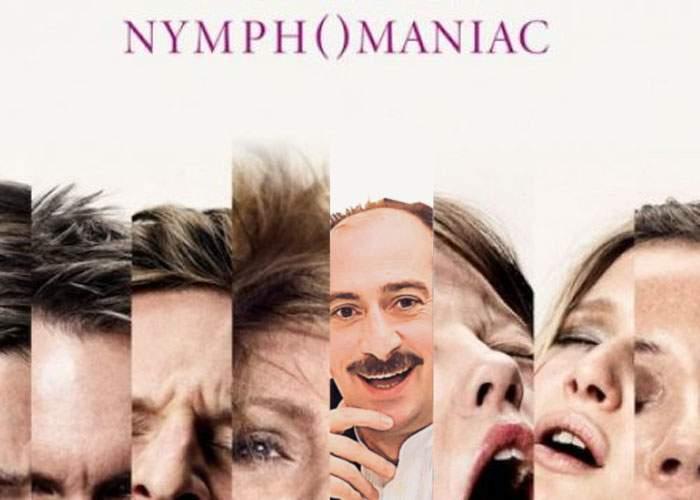Lars von Trier, în negocieri cu Romică Ţociu pentru partea a 3-a a filmului Nymphomaniac