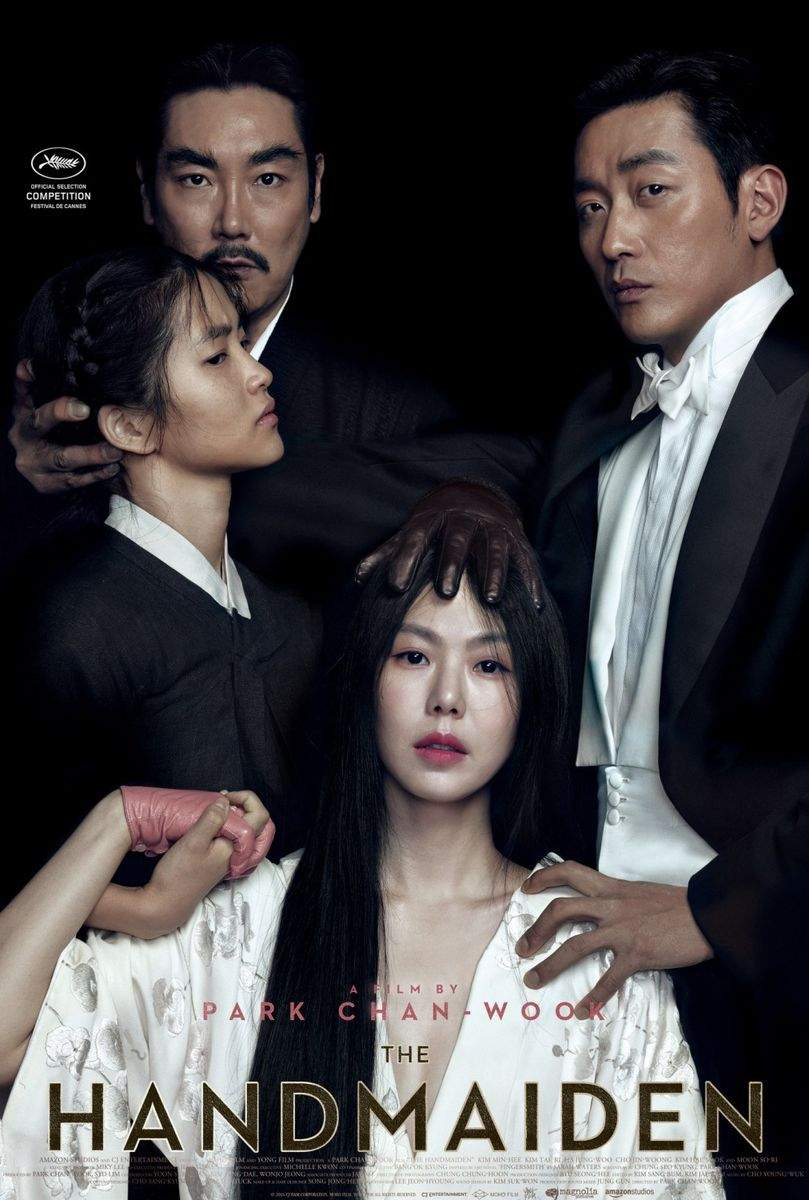 Ah-ga-ssi (The Handmaiden) (2016) – Fata de la nota 10