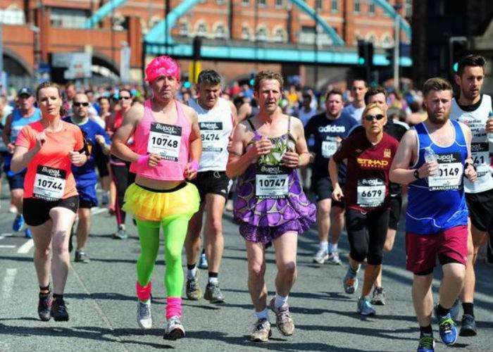 Cum recunoşti un alergător: 28 de indicii sigure
