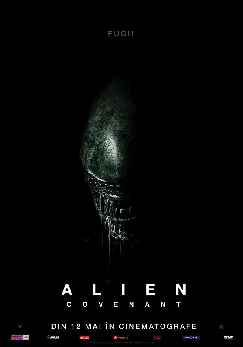 Alien: Covenant (2017) – În spațiu, nimeni nu te aude filozofând, dar nu contează