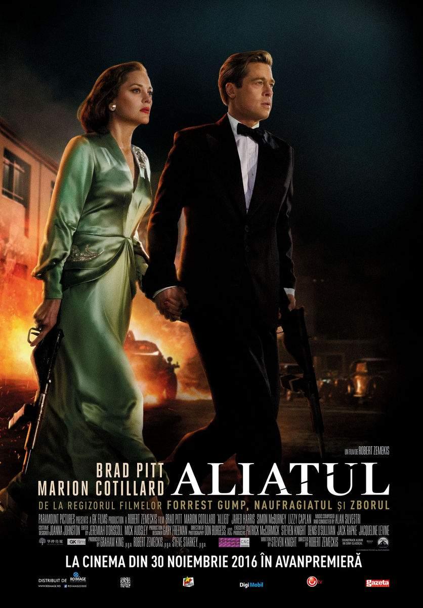 Allied (2016) – Familia, nucleul de bază al ostilității