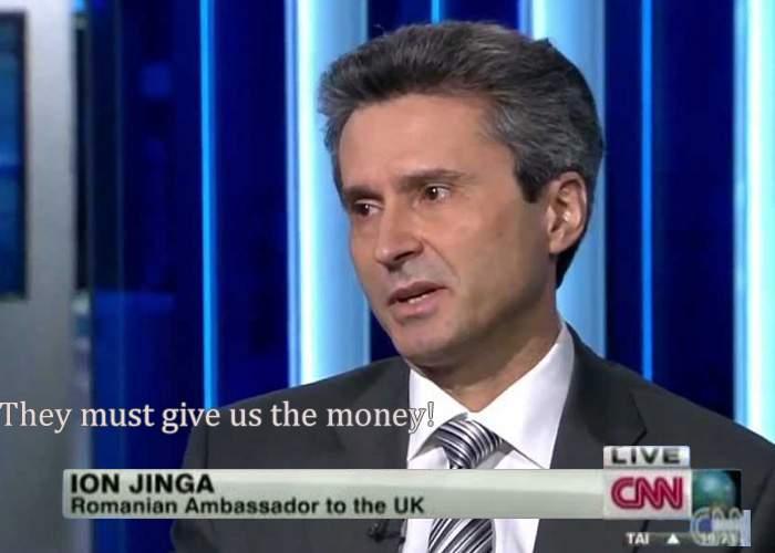 România ia atitudine faţă de jignirile britanicilor: Aşteptăm scuze şi 300 de Euro!