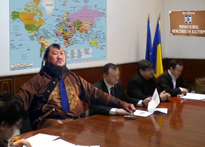 Gafă diplomatică! MAE a convocat ambasadorul Mongoliei ca să dea explicații pentru teroristul ungur
