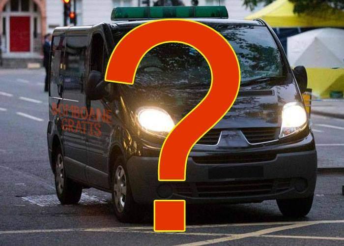 Panică în Bucureşti. O ambulanţă neagră răpeşte tineri şi-i înscrie la Spiru Haret!